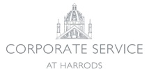 Corporate Service at Harrods